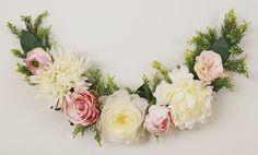 Flower garland, bohemian flower garland, baby shower garland, floral wall hanging, chair garland, floral garland, highchair banner #babyshowerideas4u #birthdayparty #babyshowerdecorations #bridalshower #bridalshowerideas #babyshowergames #bridalshowergame #bridalshowerfavors #bridalshowercakes #babyshowerfavors #babyshowercakes