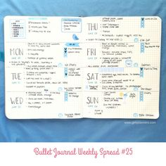 I'm always looking for inspiration on new layouts for my bullet journal. I like to change things up every now and then. I thought it would be helpful to compile some images of monthly spreads, in case you're looking for ideas. Bookmark this page so you can refer to it anytime you need! Month on...