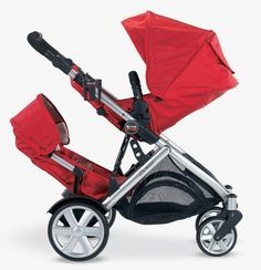 This manufacturer makes the top twin strollers http://www.williammurchison.com