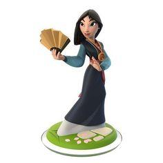 Disney Infinity 3.0 Character: Mulan Single Figure