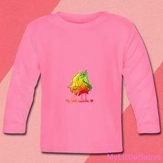 My Little Unicorn, Pullover, One Design, Bunt, Graphic Sweatshirt, Children, Sweatshirts, Sweaters, Fashion