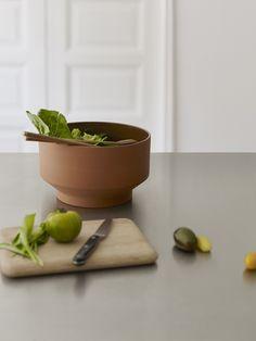 Edge bowls by Skagerak - via Coco Lapine Design blog