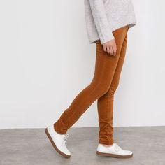 Pantalon skinny en velours R Edition