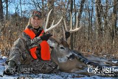 my hunting inspiration..Tiffany Lakosky