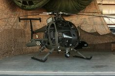 MD 530G Scout Attack Helicopter, United States of America