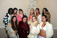 Group Shots, Derp, Fur Coat, Jackets, Fashion, La Mode, Down Jackets, Moda, Group Photos