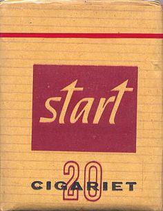 Cigarety Start Retro 1, Socialism, Bratislava, Childhood Memories, Humor, Romania, Typo, Advertising, Smoke