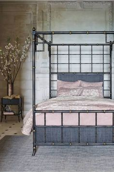 queen size green rattan bamboo canopy bed queen size rattan and canopy