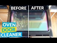 How to Clean an Oven Window   Hometalk