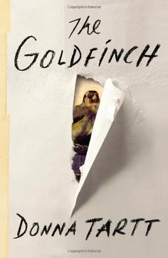 The Goldfinch by Donna Tartt, yes, but click the link and see the list of the most listed books of the year.