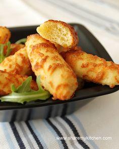 cheesy potato sticks. I know these will be a winner