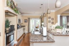 Looking for ideas on your next kitchen remodel? View this home for some great tips!