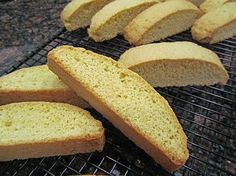 Anise flavored Italian biscotti-like cookie that is lighter and softer in texture.
