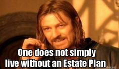 Don't be that one person.... #estate #plan #estateplanning #corona #attorney
