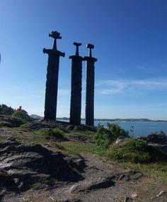 The 3 swords of norway-Norway