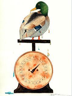 Weighed Down by Dallas artist Daniel  Angeles.