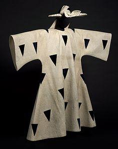 Henri Matisse - LES BALLETS RUSSES DE SERGE DIAGHILEVMarie MUELLE, Costume for a mourner ca. 1920 - Le Chant du Rossignol