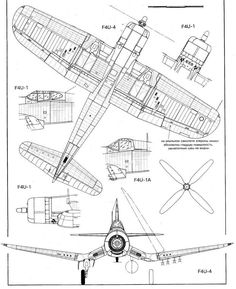 Looking for scale drawings of the Corsair in corsair plane drawing collection - ClipartXtras Airplane Drawing, F4u Corsair, Aircraft Painting, Military Modelling, Vintage Airplanes, Aircraft Design, Model Airplanes, Military Aircraft, Fighter Jets