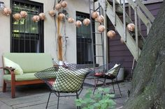 Love that outdoor space!