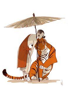 Wratshit- Tiger