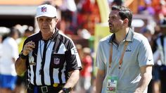 ee9e4874b6b The NFL continues its experimentation with an eighth official in week 2 of  the… Nfl