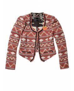 44e2b111 Ikat inspired fashion blazer - Blazers - Official Scotch & Soda Online  Fashion & Apparel Shops