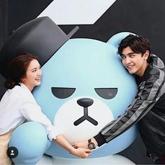 Image may contain: 2 people Cute Love Couple, Best Couple, Seoul Korea Travel, Brother Sister Photos, Chines Drama, Drama Tv Shows, Anime Muslim, Dear Crush, Photography Poses Women