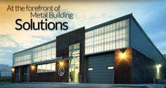 Steel Buildings, Metal Buildings, Prefabricated, Pre-Engineered, Workshops, Storage, Arenas