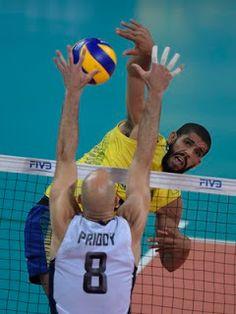 Blog Esportivo do Suíço:  Brasil vence bem os EUA e segue invicto na Liga Mundial
