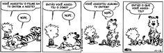 Calvin & Haroldo - Tirinha #25