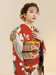 Japanese Kimono, Japanese Girl, Beauty Around The World, Japanese Characters, Japanese Outfits, Yukata, Japan Fashion, Ulzzang Girl, Beautiful Eyes