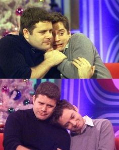 Sean Astin and Elijah Wood