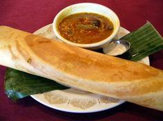 Andhra Cuisine - Southern Spices #Dosa #Street #Food #India #ekPlate #ekplatedosa