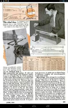 crossbow diy,crossbow accessories,crossbow arrows,survival tips,survival gear Homemade Crossbow, Diy Crossbow, Crossbow Arrows, Crossbow Hunting, Knife Template, Archery Bows, Wilderness Survival, Survival Gear, Leaf Spring