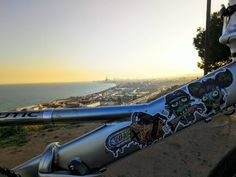 The best views are found by #foldingbike  #DAHON Instagram post by Jose