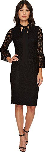 New London Times Womens Lace Sheath Dress w/ Neck Tie online. Find great deals on French Connection Dresses from top store. Sku zluk67171rjeq43040