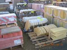 SCALLOPED EDGINGS / CIRCLE COMPONENTS - Andrews Building Supplies Ltd