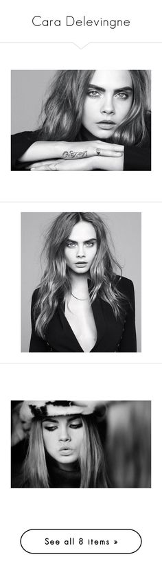 """Cara Delevingne"" by coillotdn ❤ liked on Polyvore featuring cara delevingne, pictures, backgrounds, people, faces, cara, cara delevigne, girls and hair"