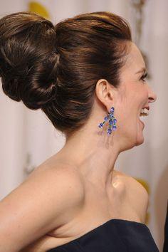 How to get Tina Fey's Bun at the Oscars!