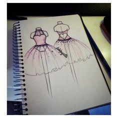 .@Debby Cullen | Fantasy dress n 2 : ] ♡  #draw #art #sketch #beautiful #picture #tagsforlikes... | Webstagram