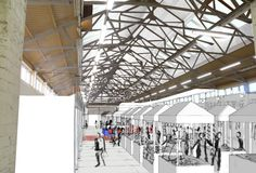 £1,820,916 to refurbish and revitalise Gravesend's Borough Charter Market to transform it into a retail centre for creative businesses and support services.