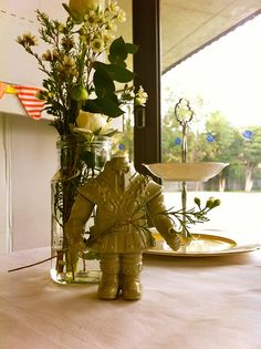 Mj was a big He-Man fan as a child. Mj, Vase, Children, Wedding, Home Decor, Young Children, Valentines Day Weddings, Boys, Decoration Home