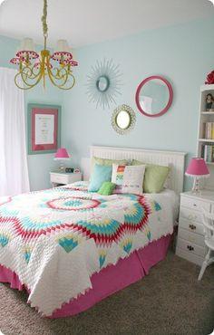 Kaylas Big Girl Room #Home