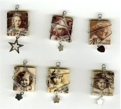 Steampunk charms wire wrapped tiles from http://alteredartifacts.blogspot.com/2007_11_01_archive.html