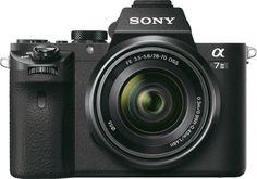 Kaufempfehlung: Spiegellose Systemkamera Sony Alpha 7 II