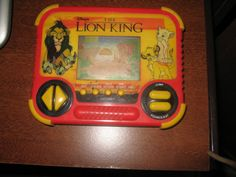 Lion King the game! played this in road trips