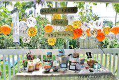 43 Creative Zoo Animal Birthday Party Themes Zoo birthday Zoos