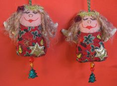 christmas ornament dotees by isabellrath, via Flickr