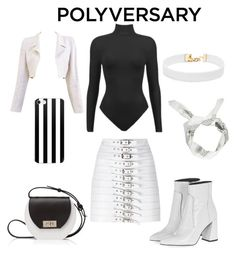 """Celebrate Our 10th Polyversary!"" by melissarodrigues23 ❤ liked on Polyvore featuring Manokhi, Topshop, Joanna Maxham, Chanel, Vanessa Mooney, Boohoo, polyversary and contestentry"