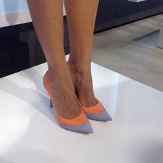 Love love these shoes at @rachelroy! #nyfw